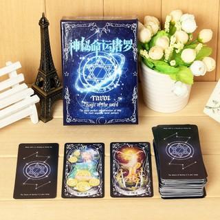 Bộ bài Tarot Thế Giới Magic of the world