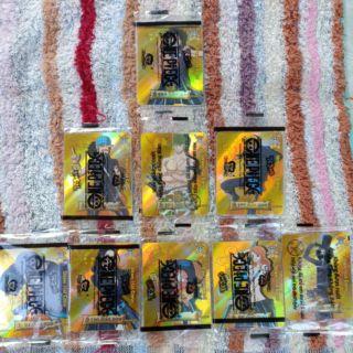 Thẻ Toonies Phiên bản điện ảnh ( Băng Mũ Rơm ) Black