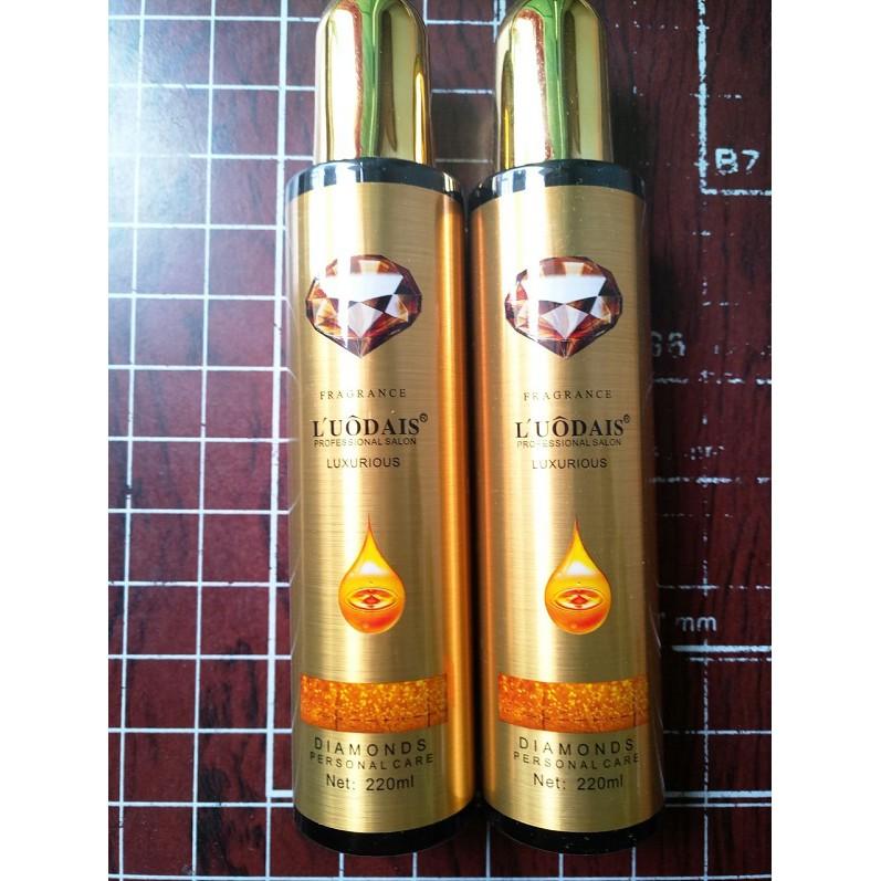 Xịt dưỡng tóc hương nước hoa L