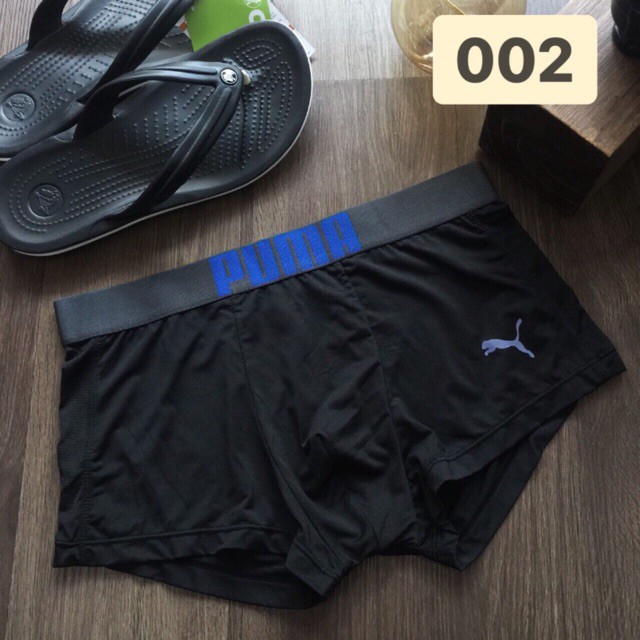 [Hàng Hiệu] COMBO 3 Quần lót nam boxer thể thao Pum vnxk