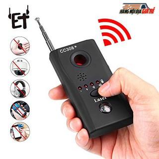 Máy dò thiết bị định vị, Camera quay lén, GPS, Nghe trộm CC308 bằng sóng wifi, sóng điện thoại thumbnail