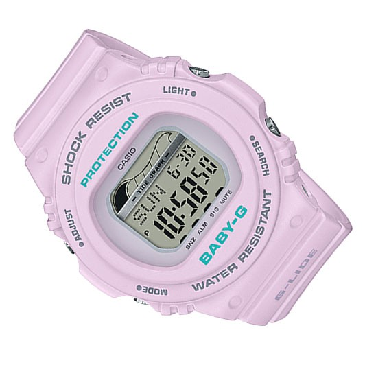 Đồng hồ nữ dây nhựa BABY-G chính hãng Casio BLX-570-6