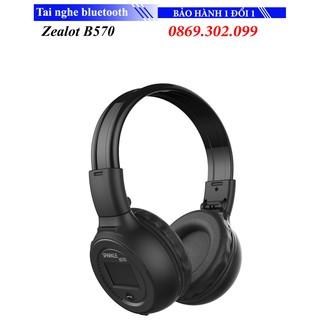Tai nghe bluetooth Zealot B570