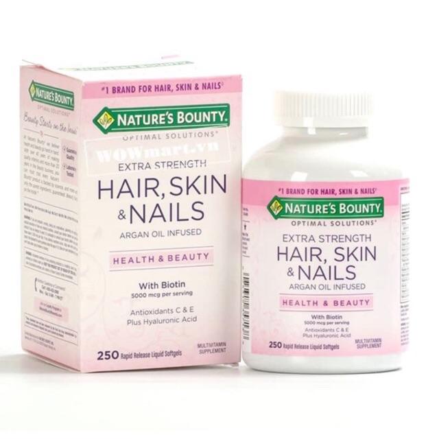 Viên uống Hair ; Skin & Nails - 3415256 , 743454191 , 322_743454191 , 410000 , Vien-uong-Hair-Skin-Nails-322_743454191 , shopee.vn , Viên uống Hair ; Skin & Nails