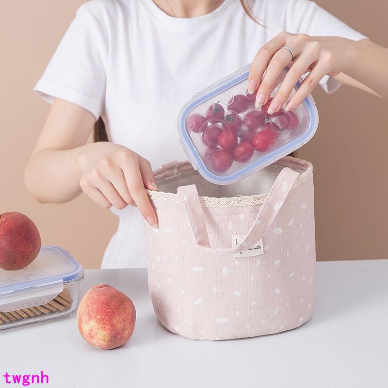 túi đựng hộp cơm giữ nhiệt
