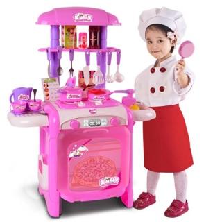 Đồ chơi nấu ăn nhà bếp nhựa