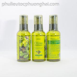 Dầu dưỡng tóc Olive Essence ASPASIA thumbnail