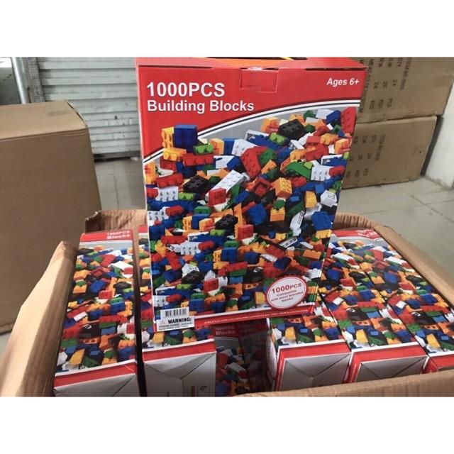 Bộ lắp ghép lego 1000 chi tiết - 9990067 , 453398052 , 322_453398052 , 225000 , Bo-lap-ghep-lego-1000-chi-tiet-322_453398052 , shopee.vn , Bộ lắp ghép lego 1000 chi tiết