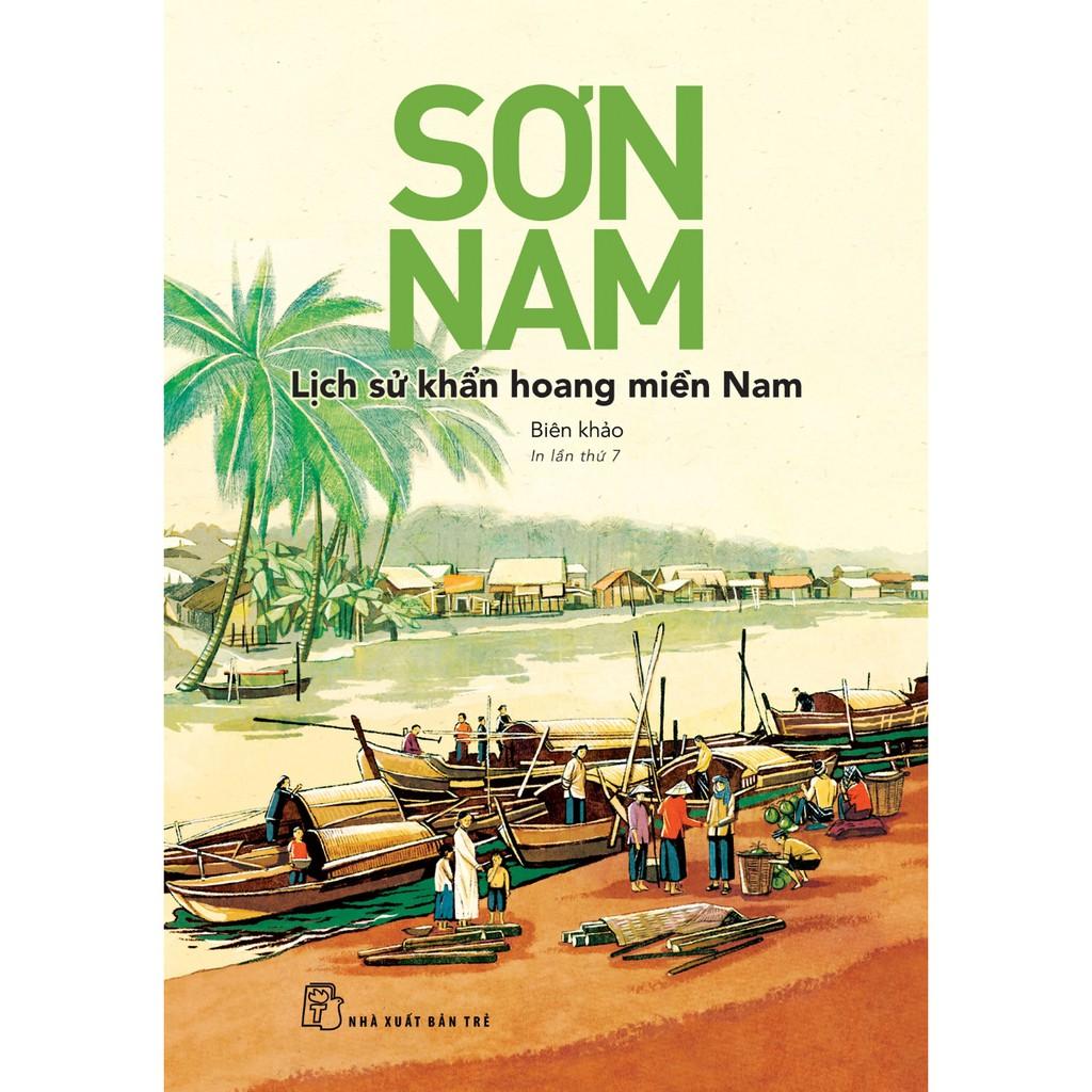 Sách-Lịch Sử Khẩn Hoang Miền Nam-Sơn Nam
