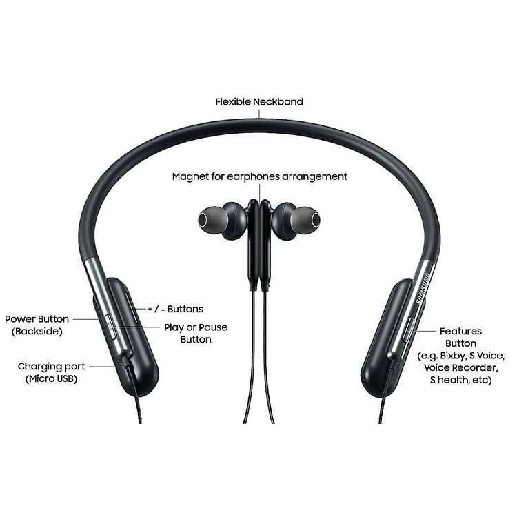 [ HÀNG MỚI VỀ ] Tai nghe Bluetooth Samsung U Flex EO-BG950 chính hãng chưa khui hộp 100%