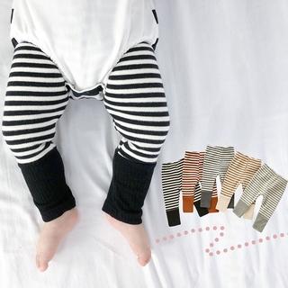 Quần ôm họa tiết kẻ sọc dành cho trẻ sơ sinh