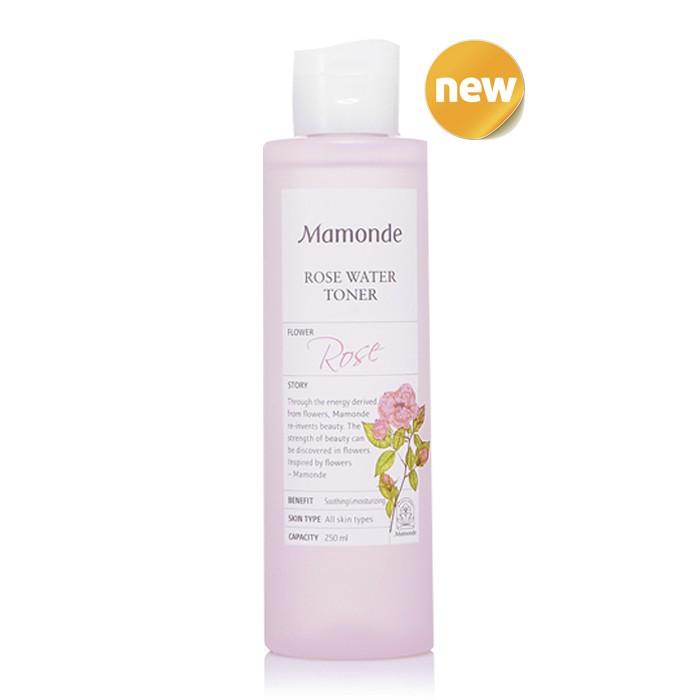 (Best Seller]mẫu mới-Nước hoa hồng không cồn Mamonde Rose Water Toner 250ml - 3331513 , 1342484399 , 322_1342484399 , 500000 , Best-Sellermau-moi-Nuoc-hoa-hong-khong-con-Mamonde-Rose-Water-Toner-250ml-322_1342484399 , shopee.vn , (Best Seller]mẫu mới-Nước hoa hồng không cồn Mamonde Rose Water Toner 250ml