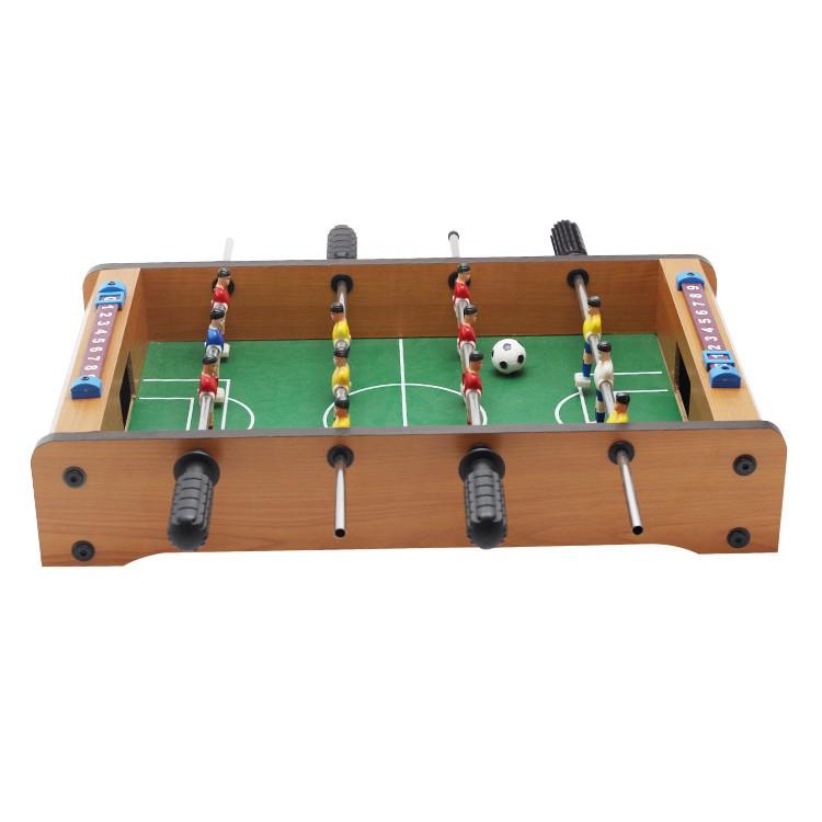 Bộ đồ chơi bàn bi lắc bóng đá mini cho bé Table Top Foosball - Tăng khả năng phản xạ...