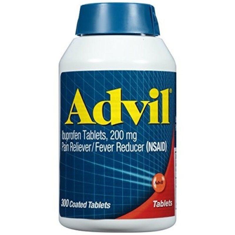 Viên Uống Advil_Liqui-Gels 300 Viên