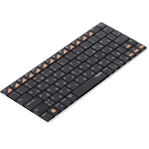 Bàn phím máy tính Wireless Rapoo E6300