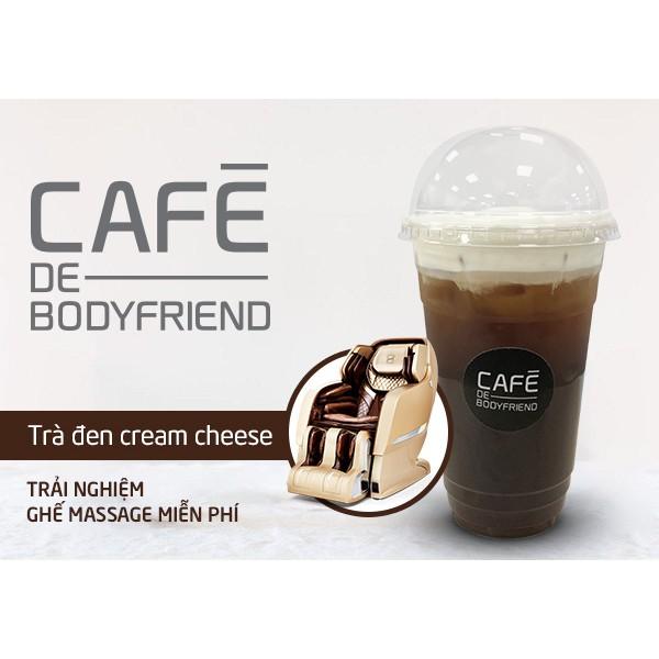 Hồ Chí Minh [Voucher] Café De Bodyfriend Trà đen kem cheese