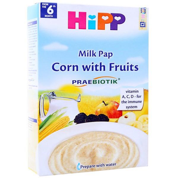 Combo 2 Hộp Hipp Sữa Bắp Trái Cây 6M+ - 2712462 , 672640732 , 322_672640732 , 230000 , Combo-2-Hop-Hipp-Sua-Bap-Trai-Cay-6M-322_672640732 , shopee.vn , Combo 2 Hộp Hipp Sữa Bắp Trái Cây 6M+