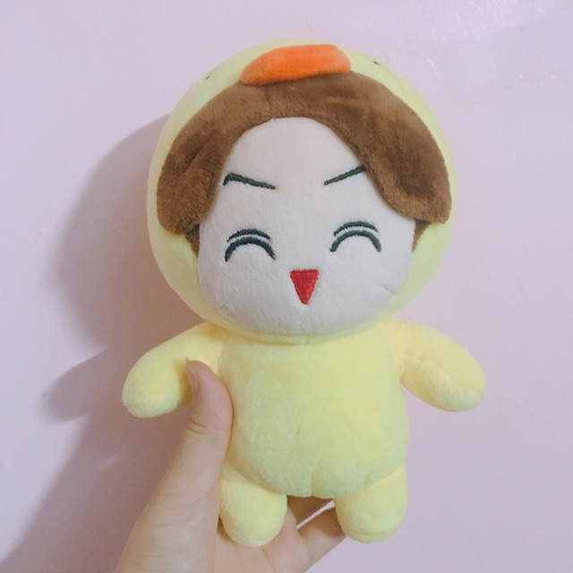 Obbyak doll fansite Sehun EXO