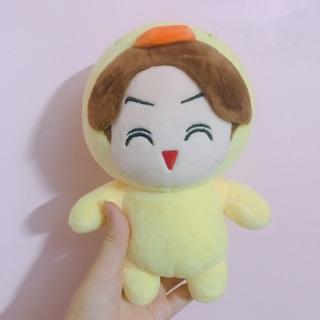 Obbyak doll fansite Sehun EXO