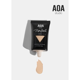 Kem nền AOA Studio Perfect bb cream thumbnail