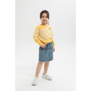 IVY moda áo len bé gái MS 58G0780
