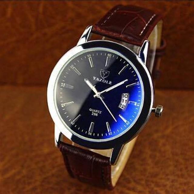 Đồng hồ nam Yazole 025