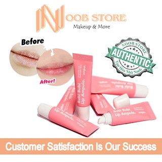 Son Dưỡng Môi Bubi Bubi Lip Ampoule 10g - giúp cho đôi môi mịn màng, hồng hào và căng mọng thumbnail