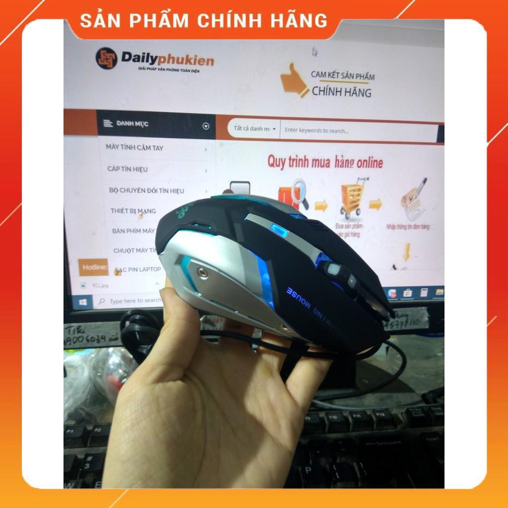 Chuột game Aigo M901 1600dpi Bh 12 tháng dailyphukien