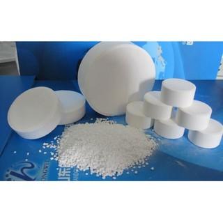 CLO Aquafit Clorin bột (hạt) – Calcium Hypochloride ( 3kg )