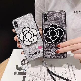 Ốp lưng ren hoa cho điện thoại Redmi 7 S2 5A 4X 4A Pro 6A 5 Plus A2 Lite
