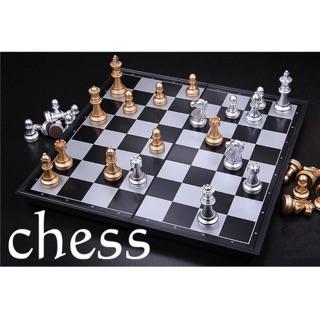 Bộ cờ vua nam châm cao cấp cỡ to đại 4912A, KT 36x36cm