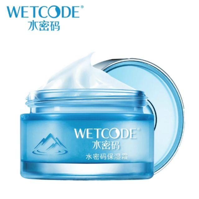 Wetcode - Kem dưỡng Suối Khoáng Băng 50g