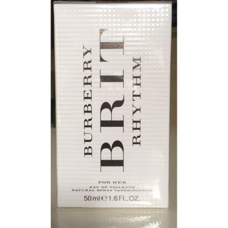 NƯỚC HOA BURBERRY BRIT RHYTHM for HER 50ml