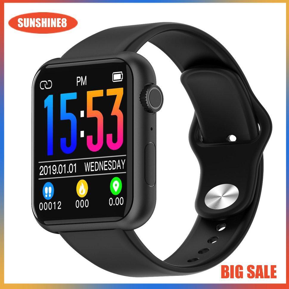 Đồng hồ đeo tay thông minh y68plus theo dõi sức khỏe chất lượng cao