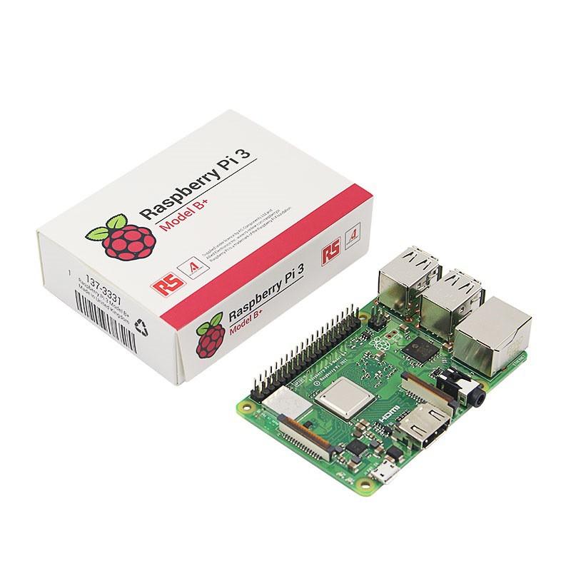 Bảng giá Mạch Raspberry pi 3 B+ kèm theo nguồn chính hãng BH 12 tháng. - 12 tháng Phong Vũ