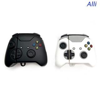 Vỏ Bao Đựng Bảo Vệ Hộp Sạc Tai Nghe, Case Airpods 2 3 1 i7 i9 i12 Pro TWS - Sillicone Chống Bẩn Tay Cầm Chơi Game Xbox thumbnail