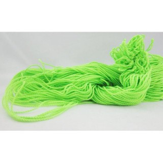 Pro-poly string / Ten (10) Pack of 100% Polyester YoYo String – Neon Green
