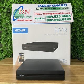 Đầu ghi IP 4 kênh PoE EZ-IP NVR1B04HS-4P Bảo hành chính hãng DSS. thumbnail