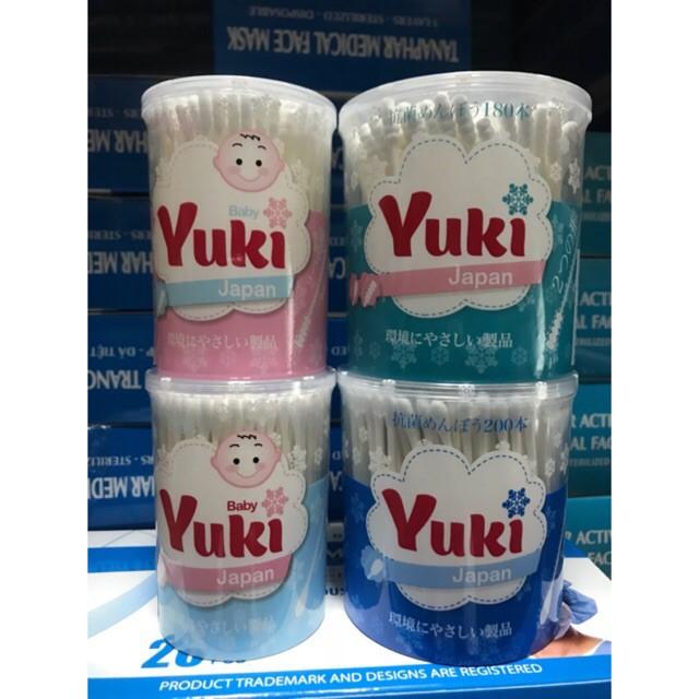 Tăm bông Yuki Nhật Bản