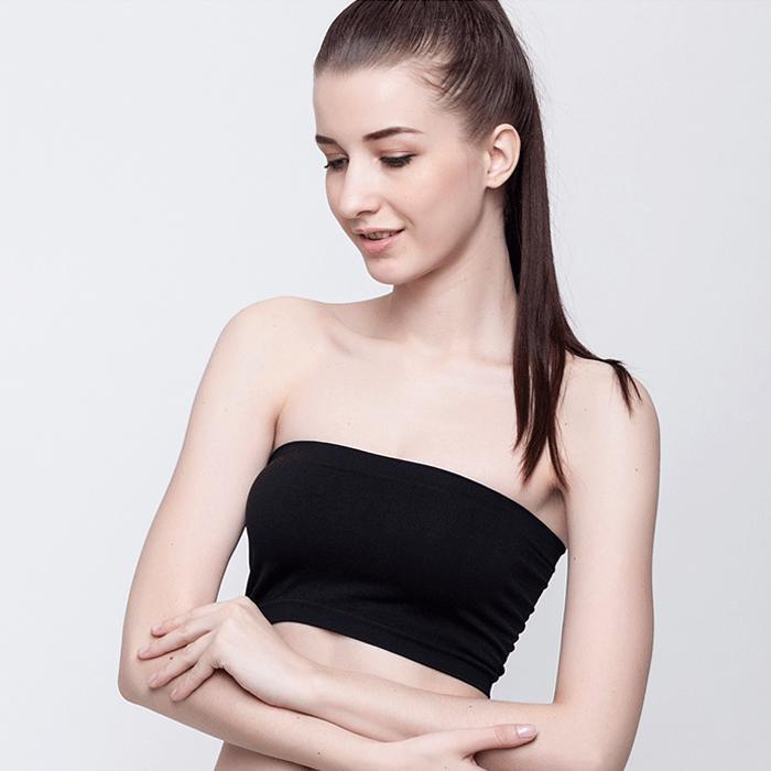 Áo lót quây ngực lửng phong cách Hàn Quốc cho nữ 1