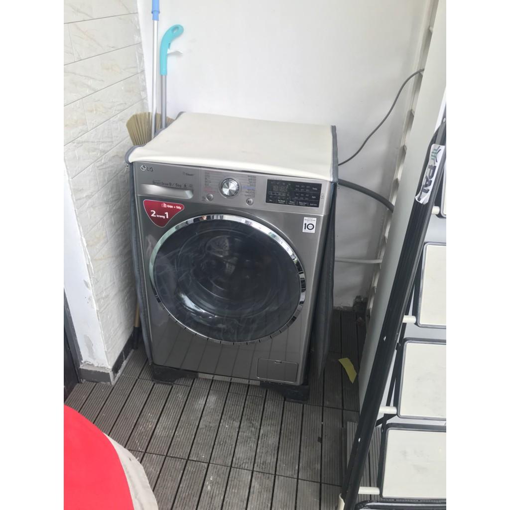 Áo trùm, vỏ bọc máy giặt LG