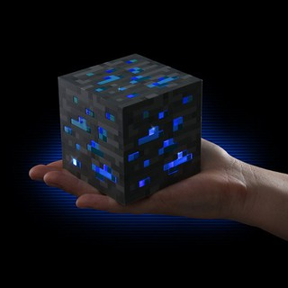 Mô hình đèn kim cương minecraft