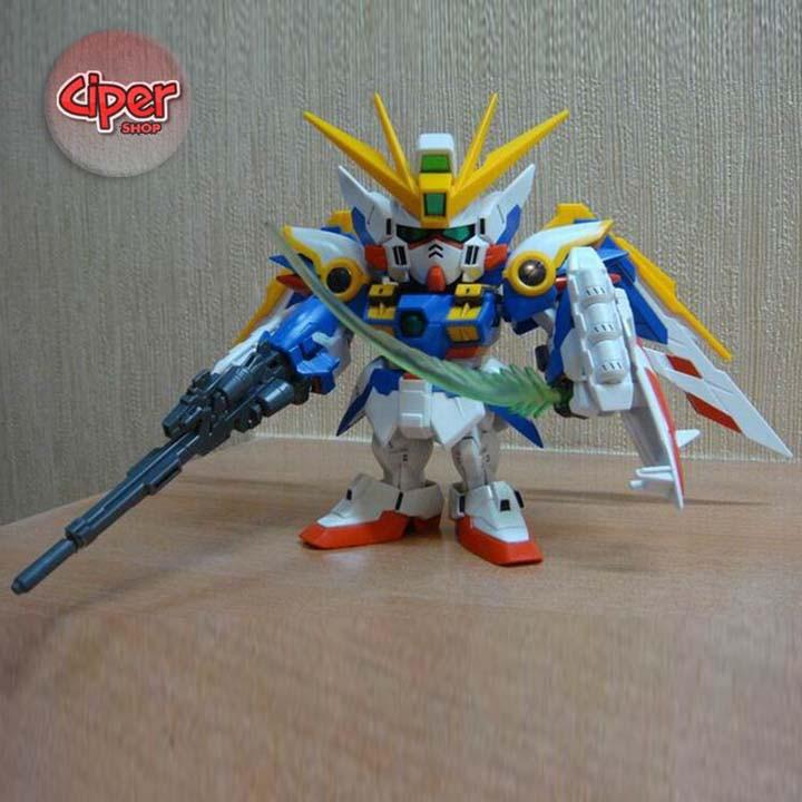 Mô hình Gundam Mini - Gundam Wing Angel 366