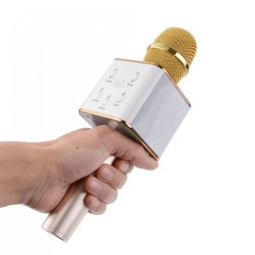 (Miễn Phí Vận Chuyển) Micro hát Karaoke tích hợp Loa Bluetooth Q7 VINET -DC1581 - 2598074 , 190131799 , 322_190131799 , 205000 , Mien-Phi-Van-Chuyen-Micro-hat-Karaoke-tich-hop-Loa-Bluetooth-Q7-VINET-DC1581-322_190131799 , shopee.vn , (Miễn Phí Vận Chuyển) Micro hát Karaoke tích hợp Loa Bluetooth Q7 VINET -DC1581