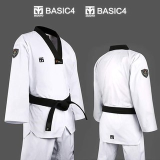 Võ Phục Taekwondo Mooto Basic 4 vải mềm cao cấp thumbnail