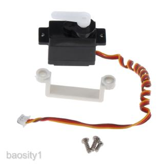 Durable RC Drone Quadcopter Front Motor Drive Rudder Servo for WLtoys X450