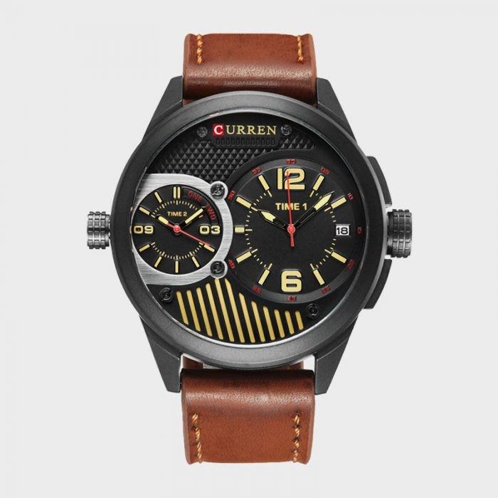 Đồng hồ Nam dây da CURREN CR8249 đẳng cấp