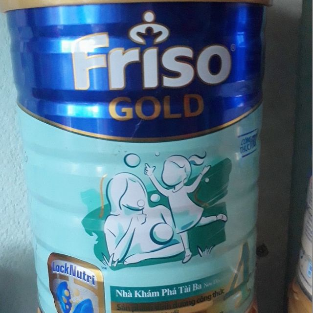 Friso gold 4 (900g) date 09 _2020