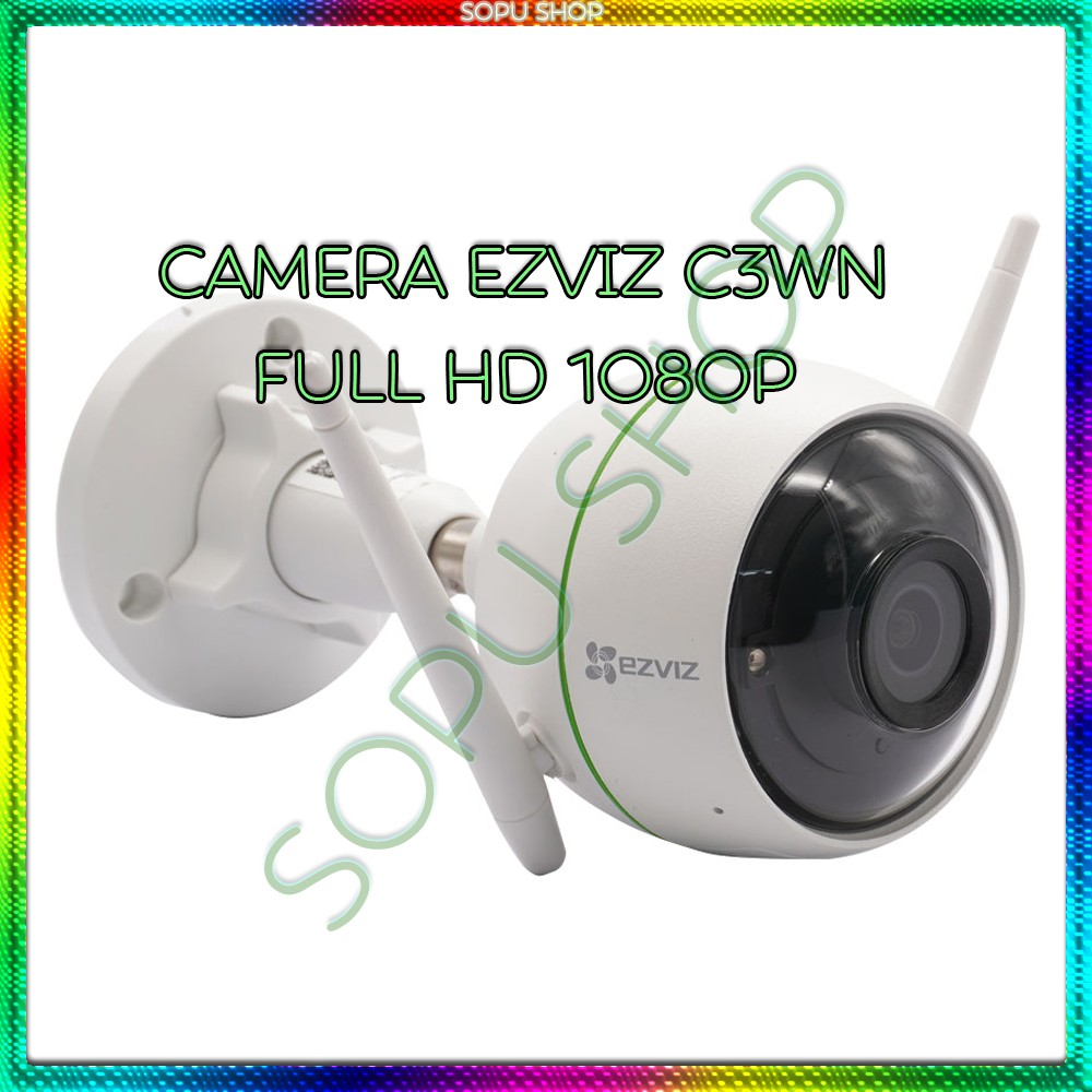 Camera IP Wifi Ezviz C3WN CV-310 1080P (2MP)