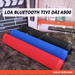 [Mã ELFLASH5 giảm 20K đơn 50K] Loa Bluetooth Tivi Dài A500 - Soundbar Bass Cực Mạnh